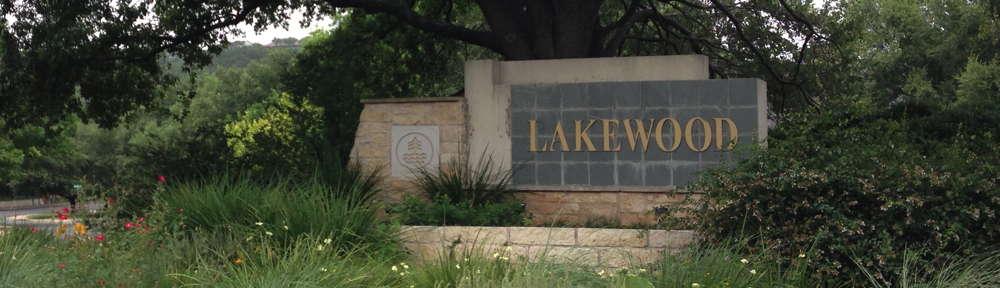 Austin Lakewood HOA